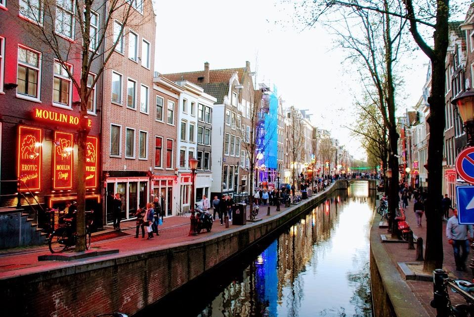Амстердам, которого вы не знали – экскурсии частного гида