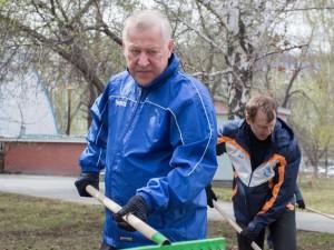 105 тысяч кубометров мусора собрали на субботниках в Челябинской области