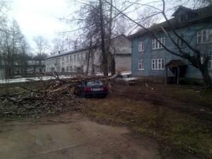 Штормовое предупреждение в Челябинской области продлено