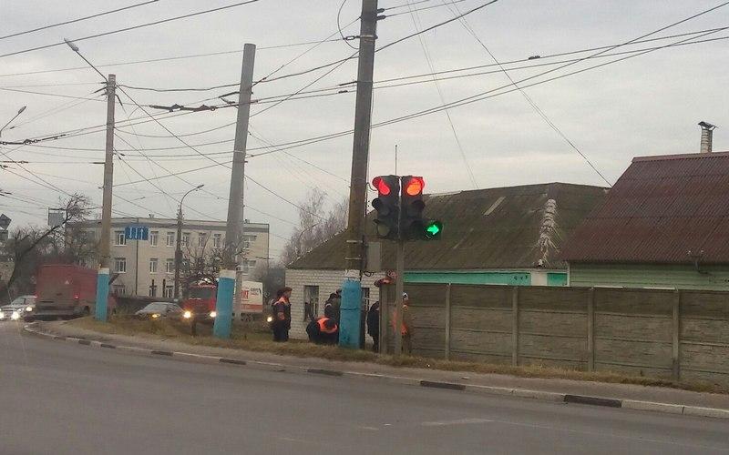 В Брянске приступили к расширению Городищенской горки