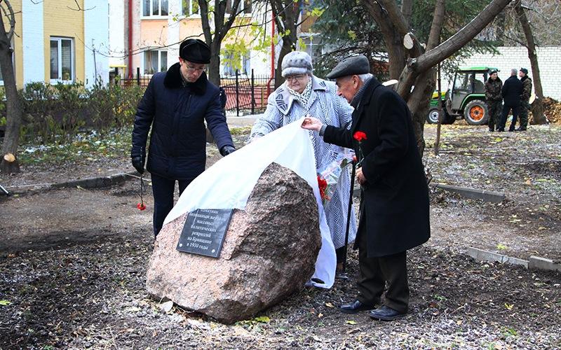 У брянского мэра попросили денег на памятник жертвам репрессий