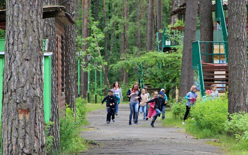 В Крыму отдохнут 70 брянских детей