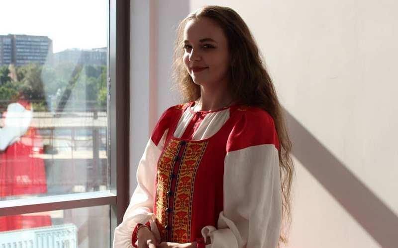 Юлия Малинова получила Гран-при конкурса «Folk без границ»