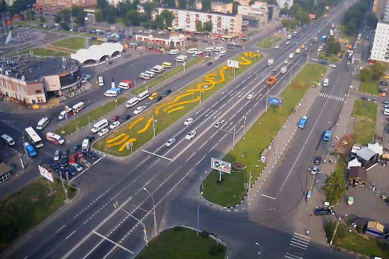 Веб-камеры Москвы