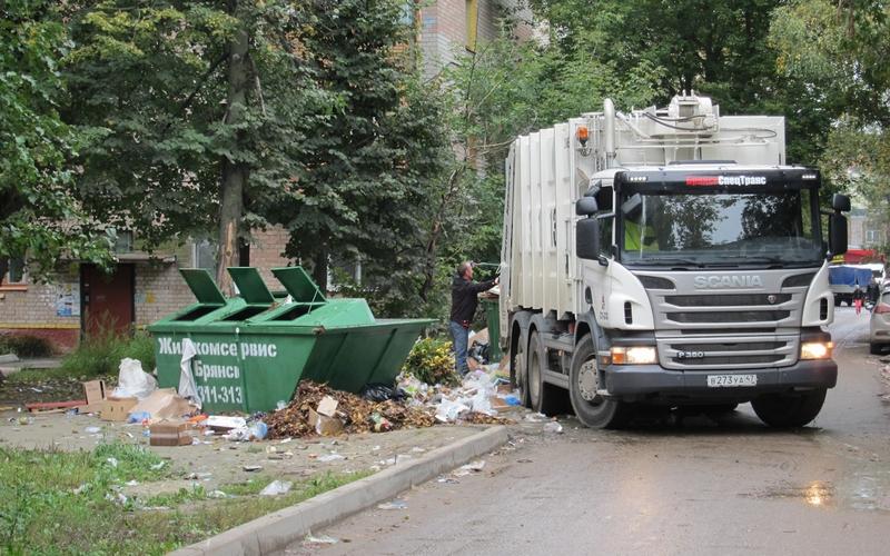 Могут ли брянцы заключить договор о вывозе отходов напрямую с организацией?