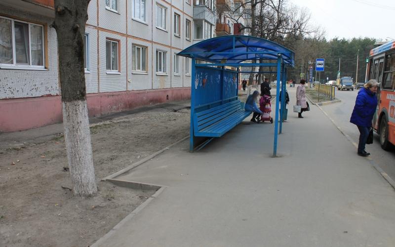 В Брянске треть всех остановок нуждается в реконструкции