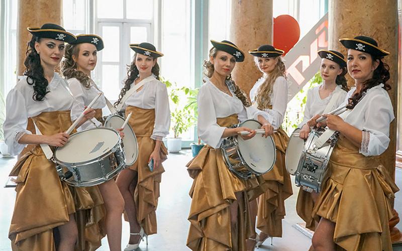 Брянские таможенники устроили концерт