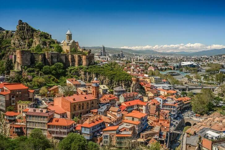 Лучшие достопримечательности Тбилиси