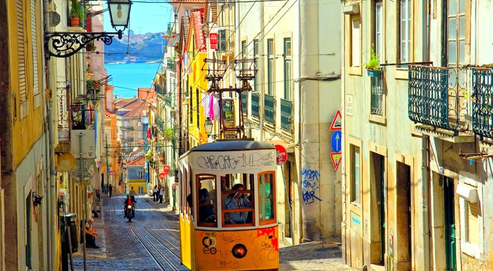 Лучшее путешествие в жизни в Лиссабон