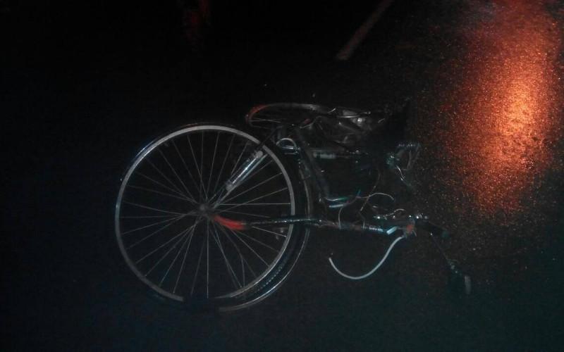 Нетрезвый брянский велосипедист угодил под колеса Porsche