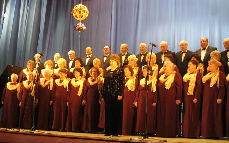 Брянский хор ветеранов выступит с юбилейной праздничной программой