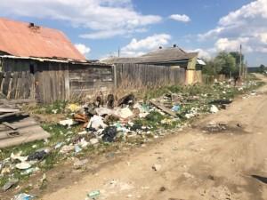 В поселке Нижний Уфалей Челябинской области хотят жить по-человечески