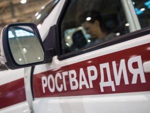 После погони «Мерседес» в Южноуральске был задержан