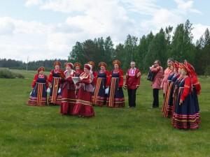 Бажовский фестиваль отрепетирован в селе Демарино