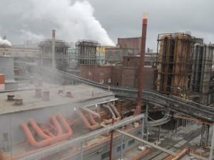 Проверка на Челябинском цинковом заводе не является экстраординарным делом