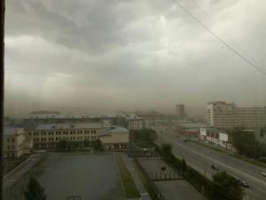 Заморозки обещают Челябинской области