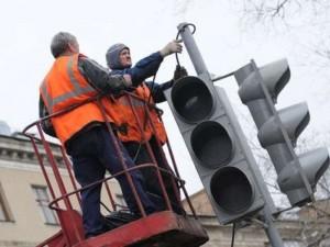 Опять пробки: в Советском районе Челябинска сегодня отключили светофоры