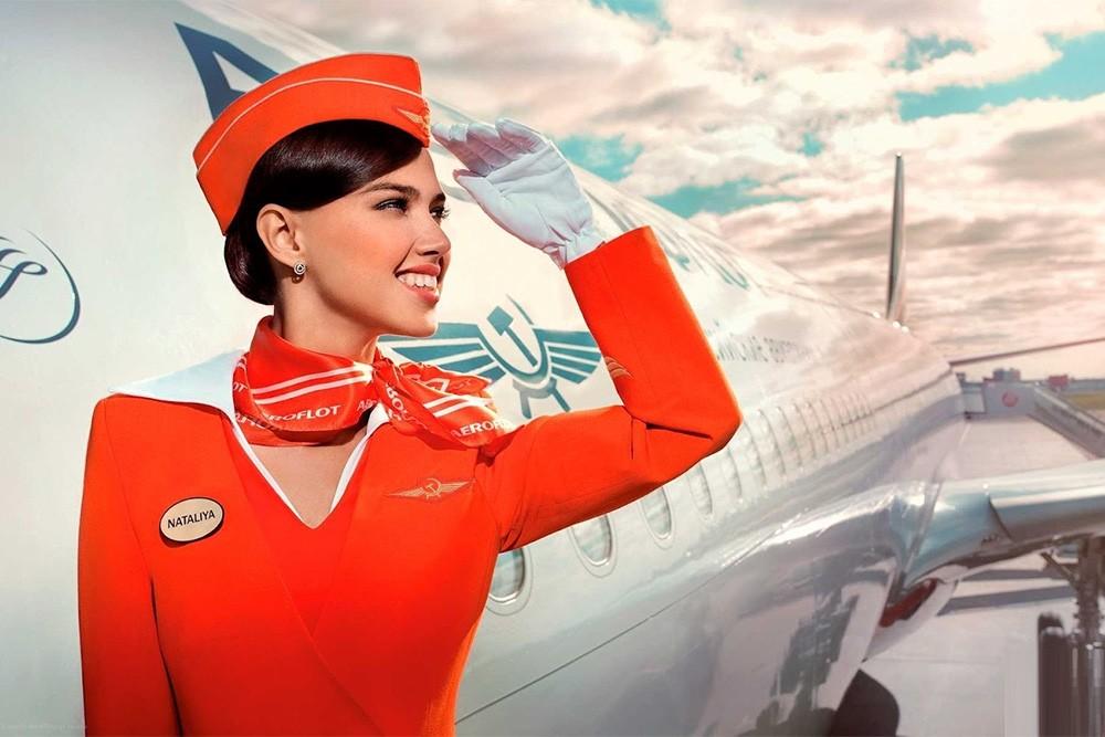 Долетели красиво: бразильские болельщики оценили российскую стюардессу