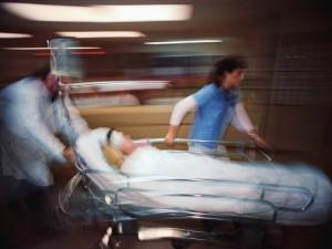 Пострадавший при взрыве газа на ЧМЗ ребенок находится в критическом состоянии