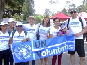 Южноуральцев приглашают стать волонтерами ООН