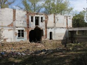 Дома для утиля? Руины в Челябинске
