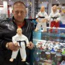 За анекдот про Путина получишь куклу в подарок