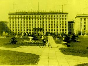 Архитектурные излишества в Челябинске. Что мы потеряли