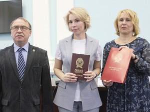 900-й выпускник Президентской программы Челябинского филиала РАНХиГС получил особый поздравительный адрес