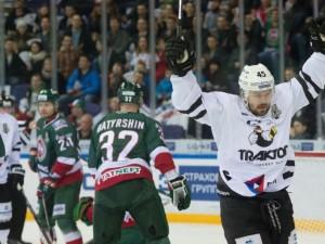Нападающий Семен Кокуев снова будет играть за «Трактор»