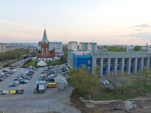 Металлургический район стал самым чистым в Челябинске