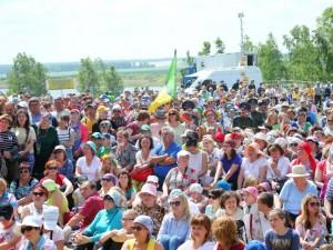 Бажовский фестиваль побил рекорд посещаемости