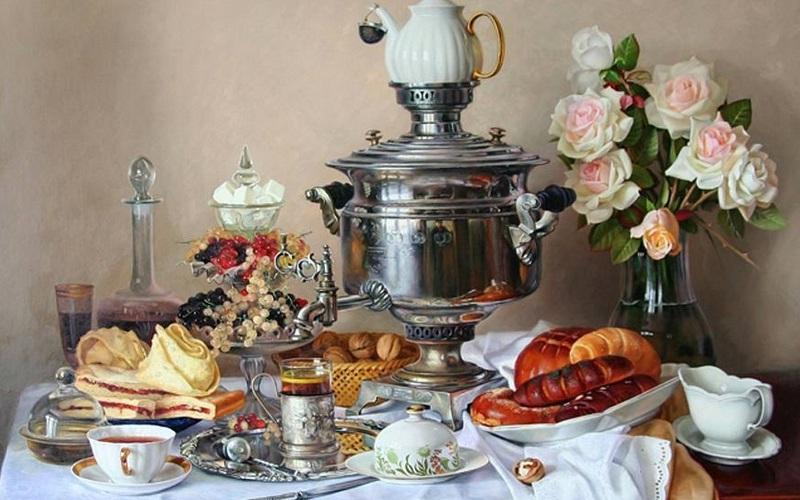 Брянцев приглашают на «Чаепитие в усадьбе» Тютчева