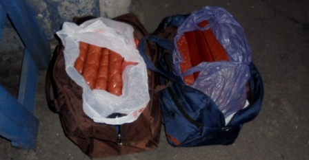 В Брянск не пустили тонну мяса и колбасы