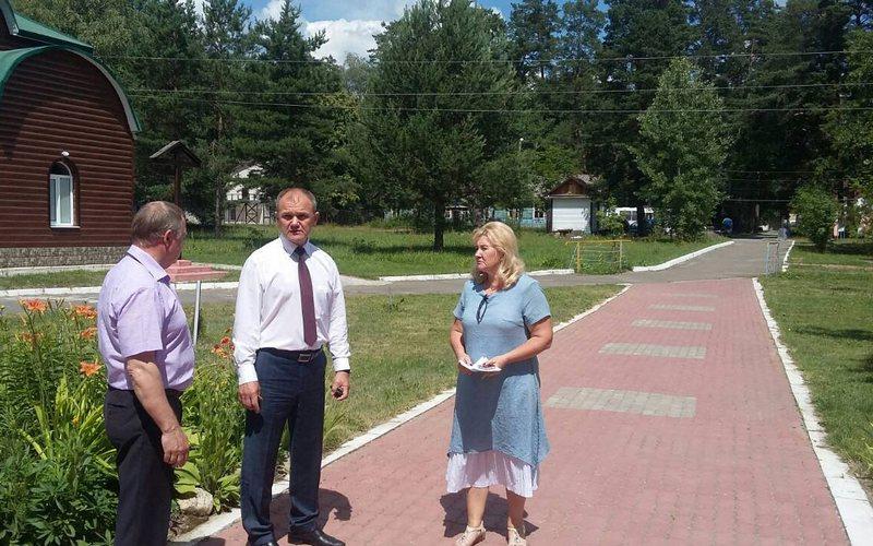 Брянские власти заинтересовались центром реабилитации «Озерный»