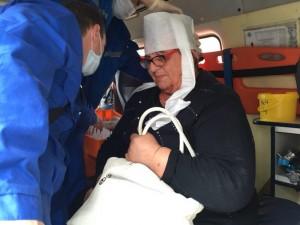 Опасные подземные переходы Челябинска. Женщина упала и разбила голову