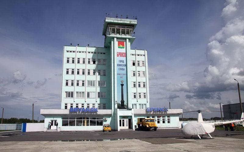 Аэропорт «Брянск» представил свою официальную страницу всети
