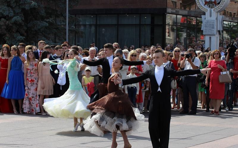 В Брянске из-за бала медалистов ограничат движение