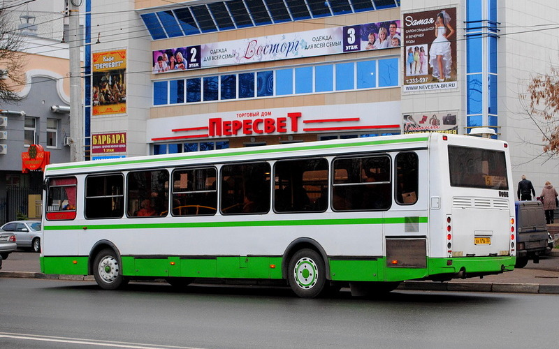 Проезд вобщественном транспорте подорожает вБрянске с1июля