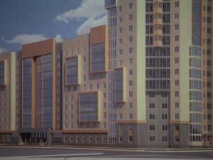Общежитие ЮУрГУ за 714 миллионов сдадут в 2020 году