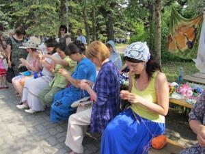 Любители вязания соберутся в центре Челябинска