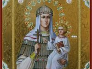 Икона для уральских казаков