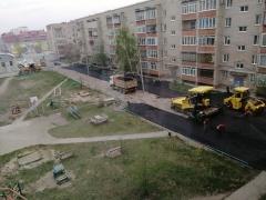 Десять современных дворов и парк с аттракционами появятся ко дню города в Южноуральске