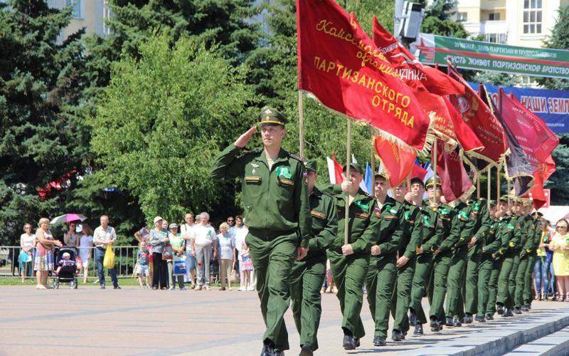 На Брянщине День партизан и подпольщиков объявлен выходным