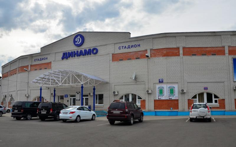 Набрянском стадионе «Динамо» пройдет полицейское шоу