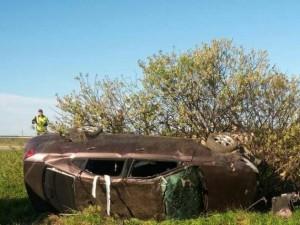 Четверо погибли на месте аварии недалеко от Аргаяша