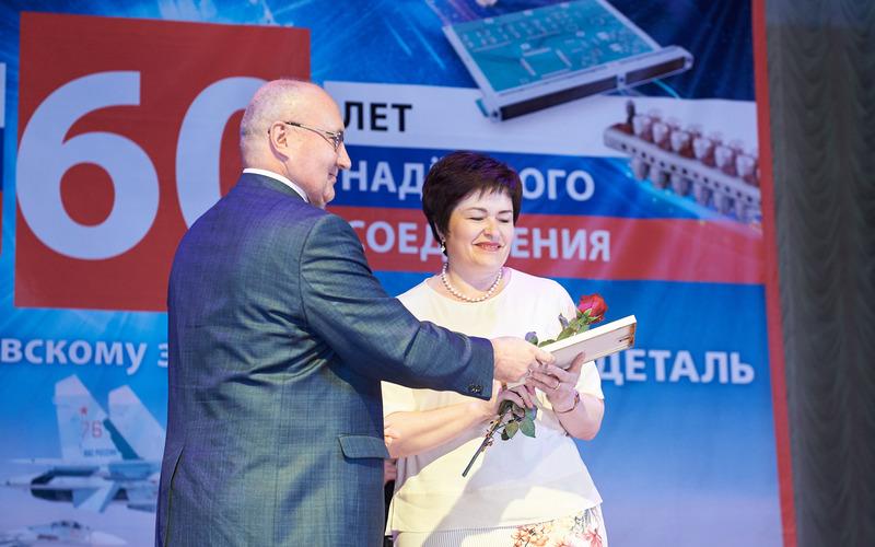 Карачевский завод «Электродеталь» отпраздновал 60-летие