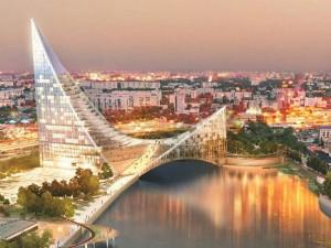 Первые миллиарды выделят на строительство конгресс-холла у реки Миасс