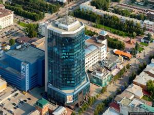 Высотку «Челябинск-сити» переделают под гостиницу