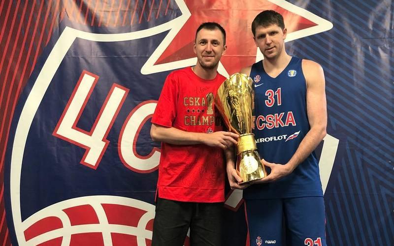 Брянская легенда баскетбола покидает ЦСКА
