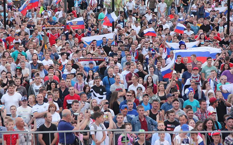Футбольные соревнования вскружили брянцам голову